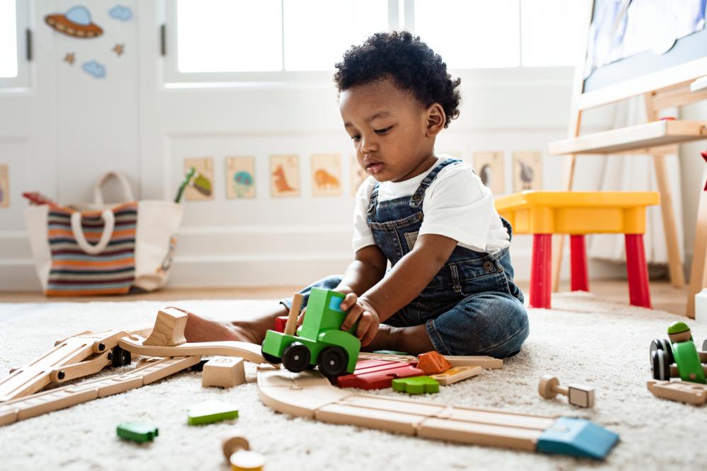 Do Infants Learn Through Play?