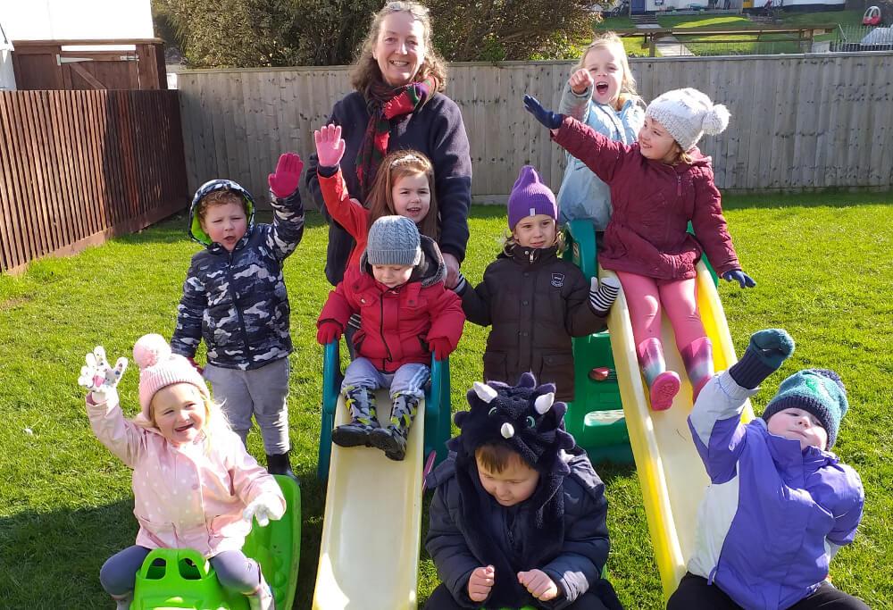 Helena Meineck wins Famly's £5,000 Children's Champion Award