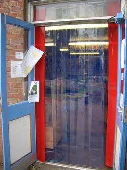 free flow pvc door curtains product focus teach